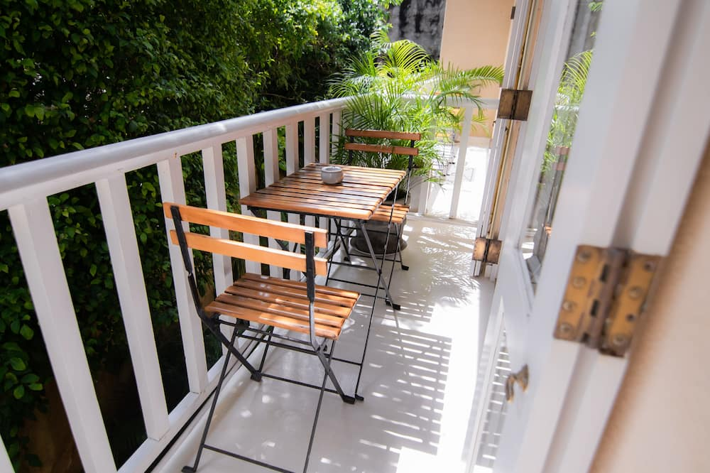ห้องซูพีเรียดับเบิล (With Courtyard/Balcony) - วิวระเบียง