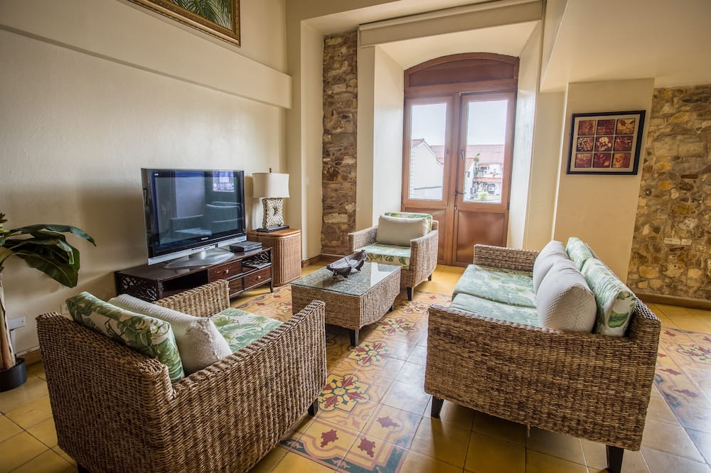 Suite Arcochato - Sala de Estar