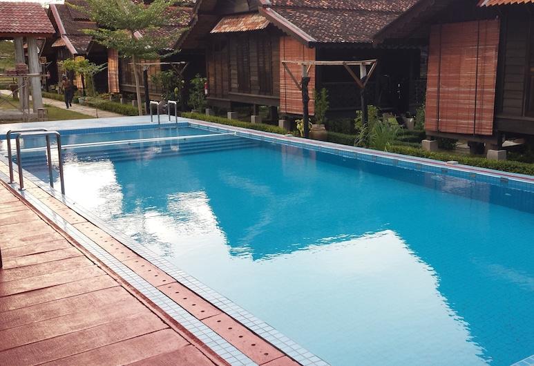 Tanabendang Banglos, Langkawi, Piscina all'aperto