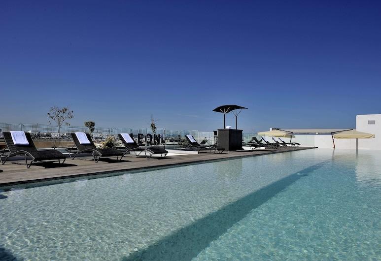 Kenzi Sidi Maarouf Hotel, Casablanca, Outdoor Pool