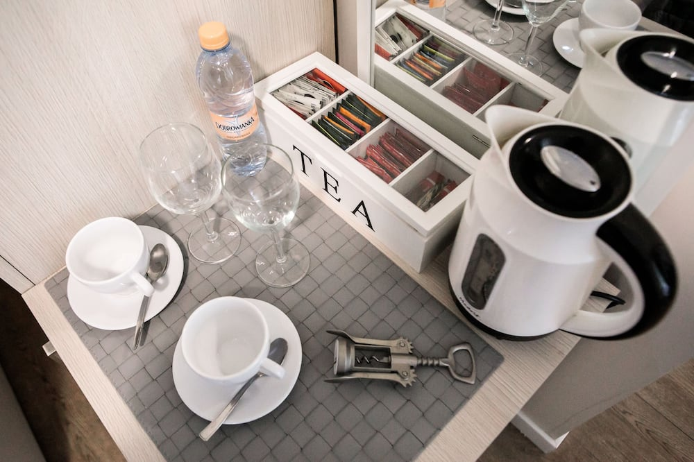 Double Room - In-Room Dining