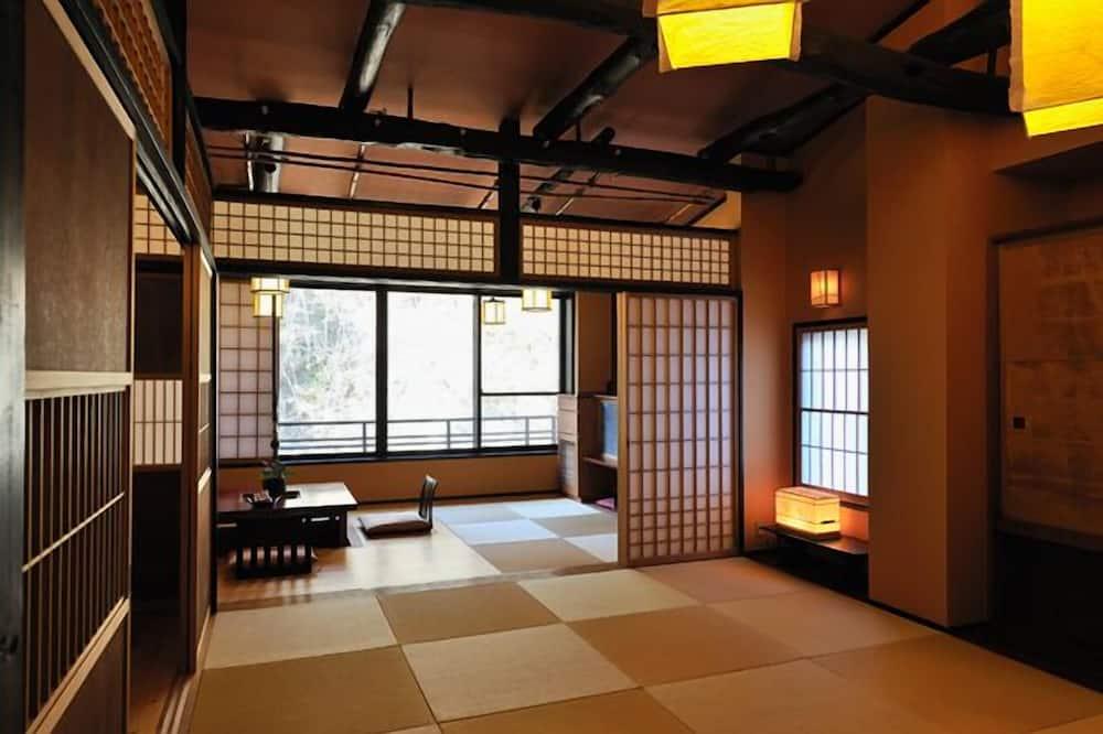 Osnovna soba (Seseragi-kan) - Dnevni boravak