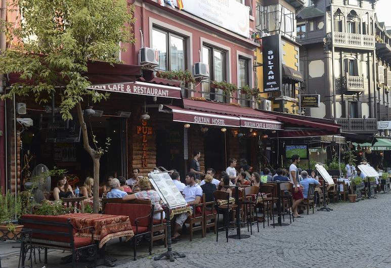 Sultan Hostel & Guesthouse, Istanbul, Mặt tiền khách sạn - Ban đêm
