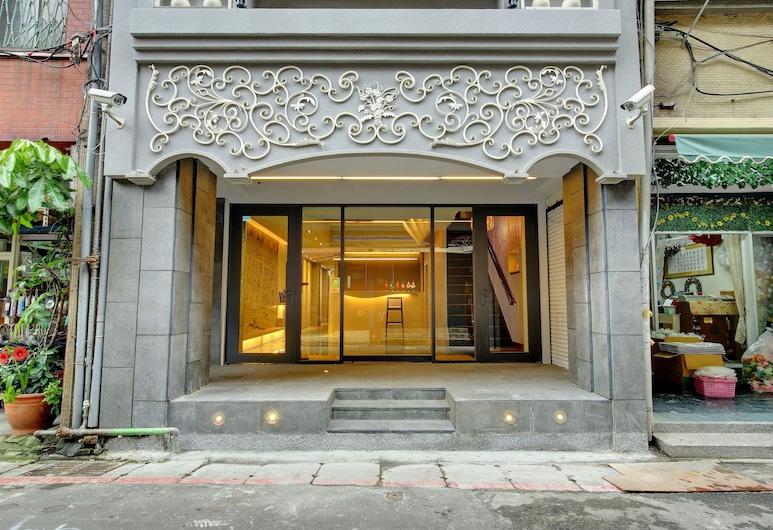 ベイマン ホテル (海灣飯店), 台北, 内部エントランス