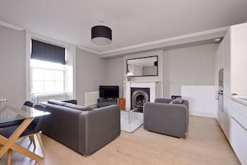 A(z) Destiny Scotland - Hill Street Apartments hotel fényképe itt: Edinburgh