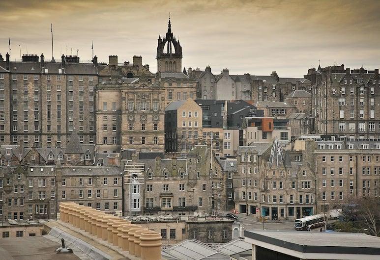 Destiny Scotland - St. Andrew Square Apartments, Edinburgh, View from room