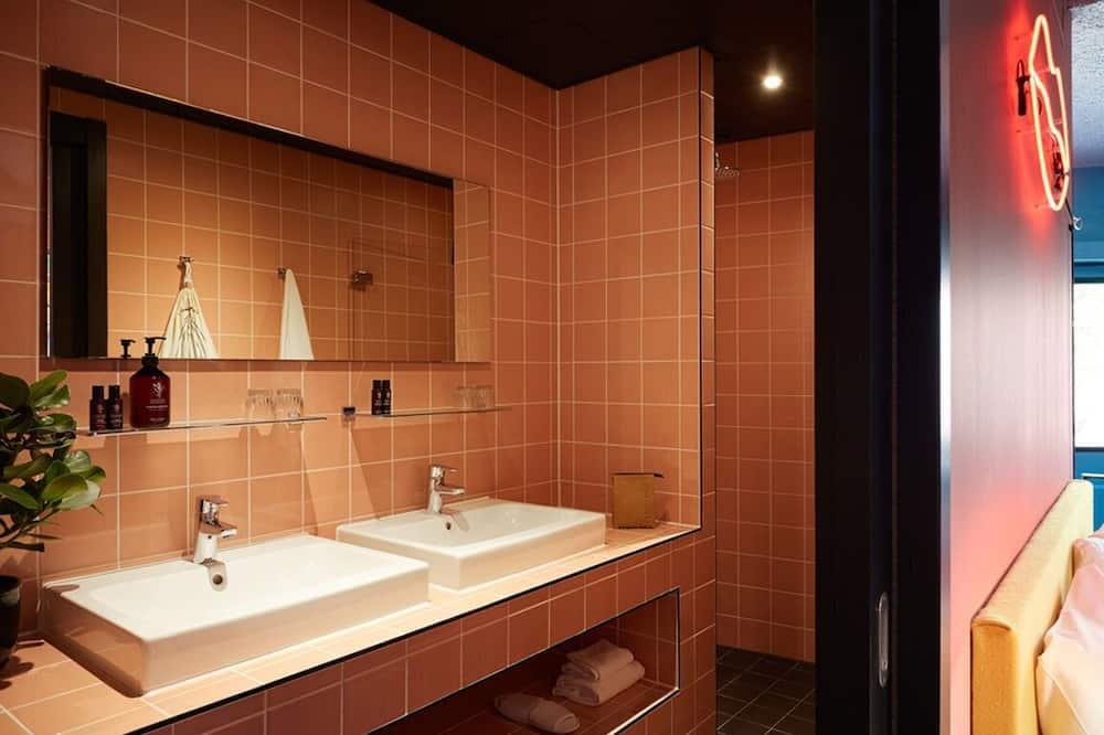 Designový pokoj, 2 ložnice - Koupelna
