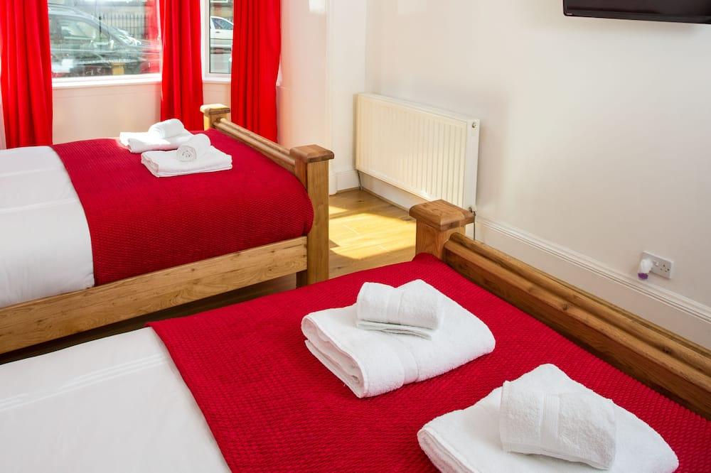 Apartemen Keluarga, 3 kamar tidur, akses difabel - Kamar