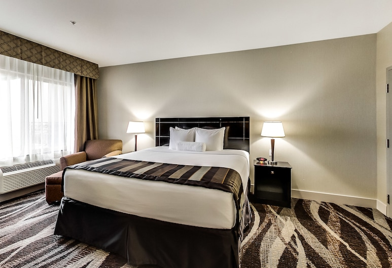 Wingate by Wyndham Edmonton Airport & Conference Center, Leduc, Presidential Suite, 1 Bedroom, Non Smoking (1 King Bed), Guest Room