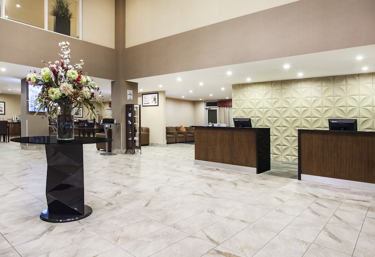 Wingate by Wyndham Edmonton Airport & Conference Center, Leduc, Entrada interior
