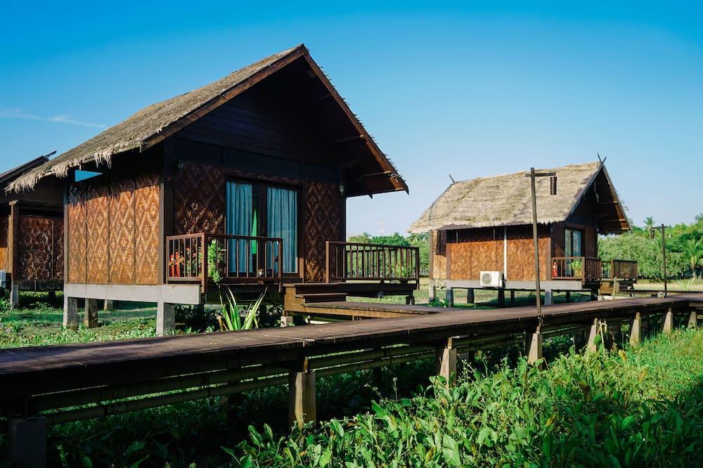 Standard Chalet - Parco della struttura