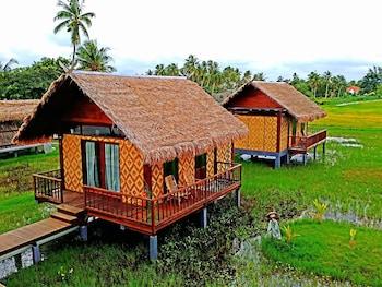 蘭卡威格馬來村落渡假屋的相片