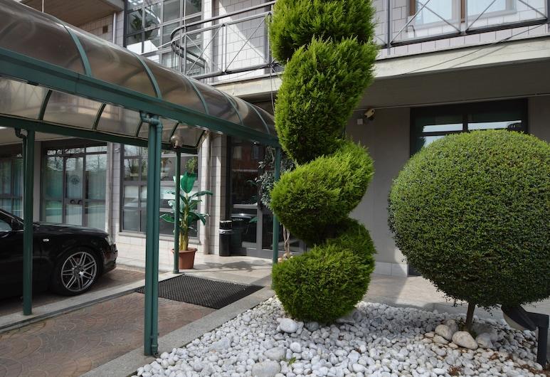Hotel Residenza delle Alpi, Turin, Hoteleingang