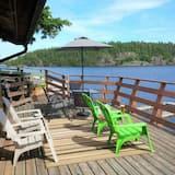 Apartament tradycyjny typu Suite, 1 sypialnia, widok na jezioro - Zdjęcie opisywane