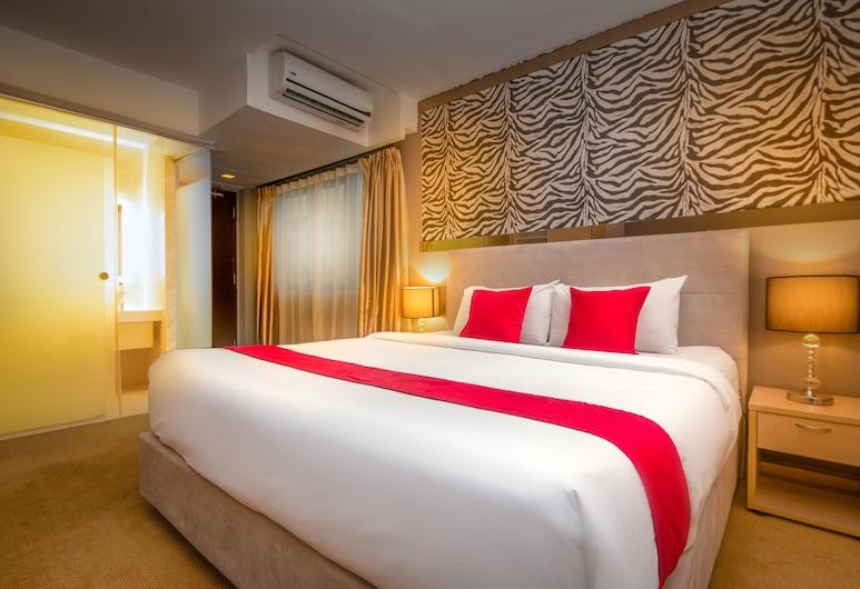 Royce Hotel @ Kl Sentral , Kuala Lumpur, Kamar Deluks, 1 Tempat Tidur King, Kamar Tamu