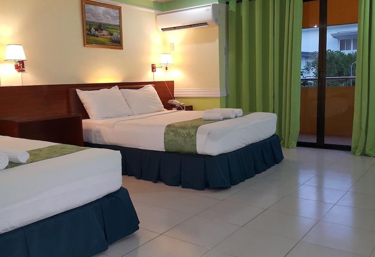 Park Avenue Residence Inn & Suites, Davao, Suite Júnior, Quarto