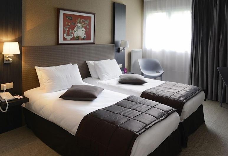 Hotel La Reine, Spa, Twin Room, Guest Room