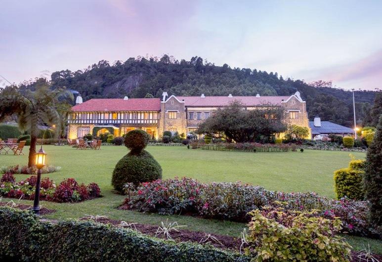 The Hill Club, Nuwara Eliya, Hotel Front