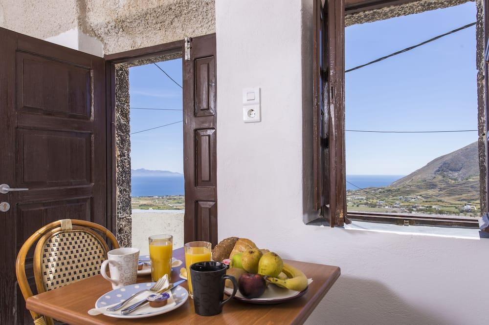 منزل - غرفة نوم واحدة (Efterpi) - تناول الطعام داخل الغرفة