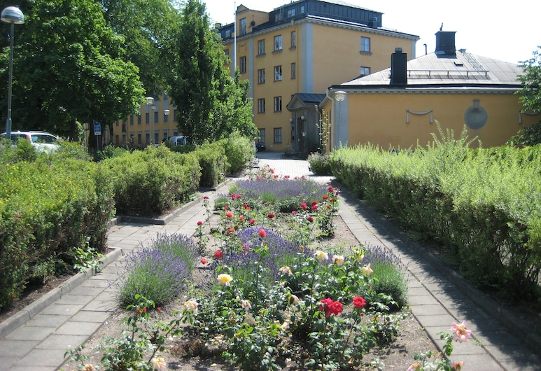 Crafoord Place - Hostel, Stockholm, Tuin