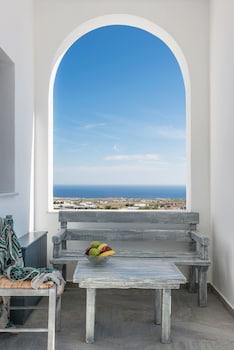 Image de Aspronisi Luxury Villa à Santorin