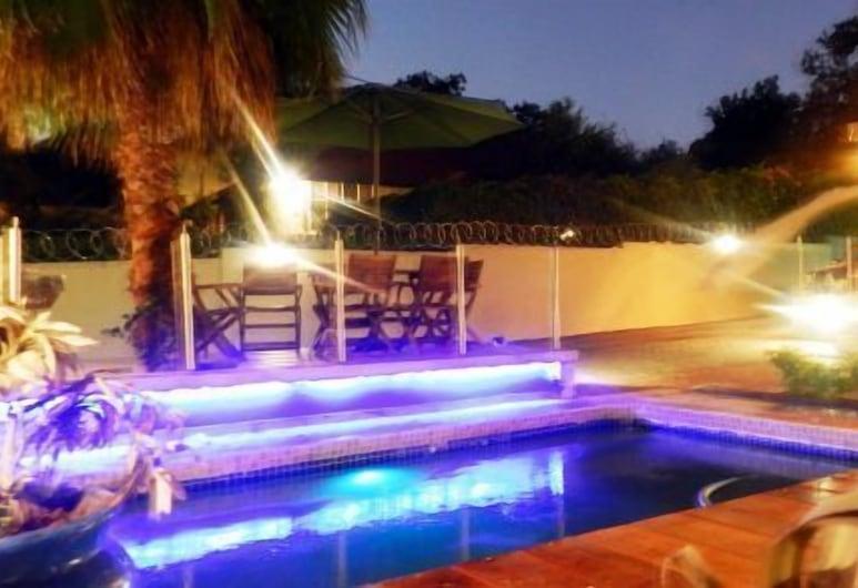 Blackwood Guest House, Pretória, Vonkajší bazén