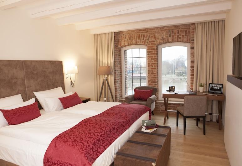 海芬斯伯克飯店, 利爾, 經典雙人房, 海灣景觀, 客廳