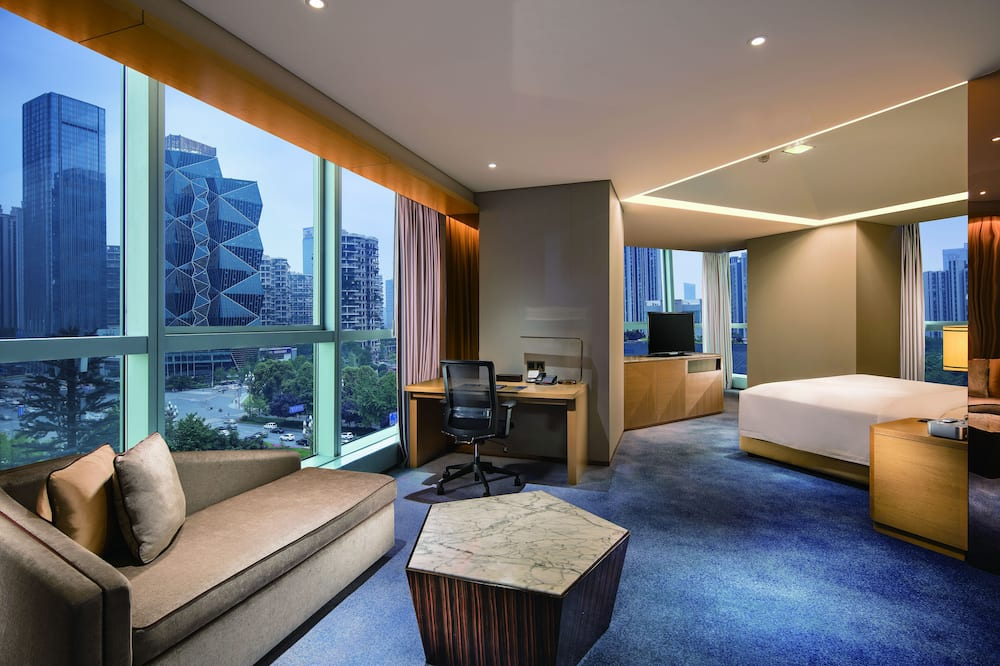 Twin Executive Guestroom - City View