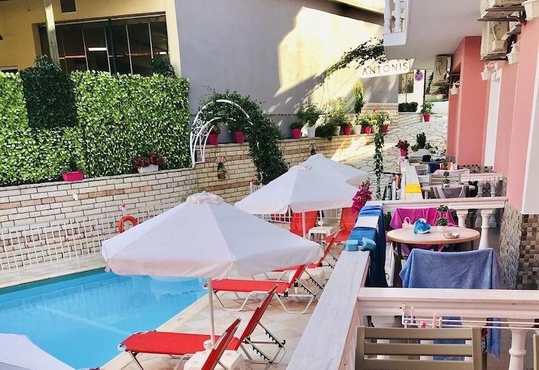 Villa Antonis, Parga, Terrasse/veranda