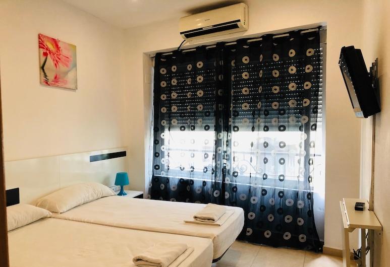Apartamentos Madrid Hortaleza, Madryt, Studio standardowe, Pokój
