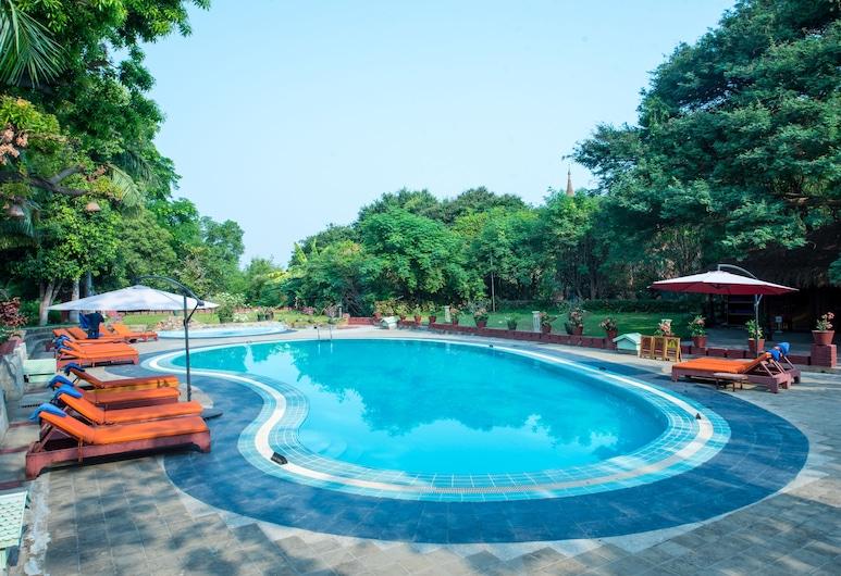 Bagan Thande Hotel, Nyaung-U, Pool