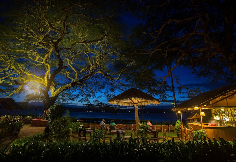 Bagan Thande Hotel, Nyaung-U, Outdoor Dining