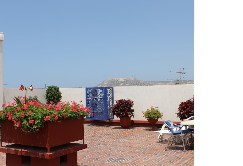 Hotel Sindibad, Agadir, Terrasse/Patio