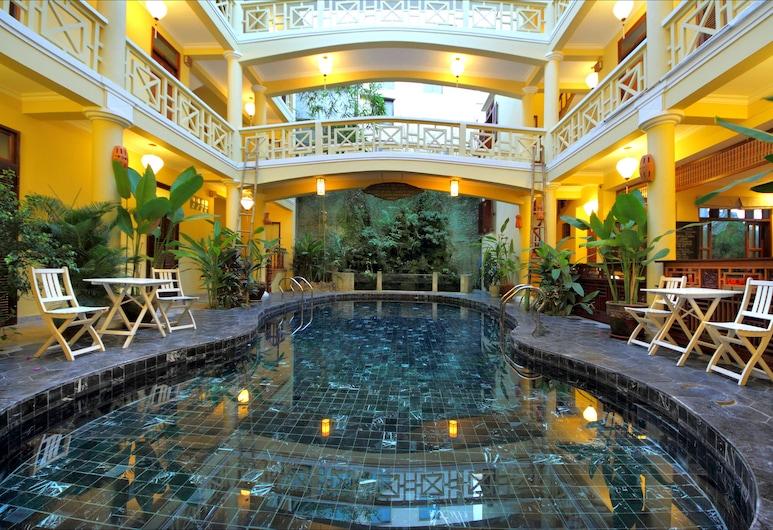 Thanh Van 1 Hotel, Hoi An, Indoor Pool