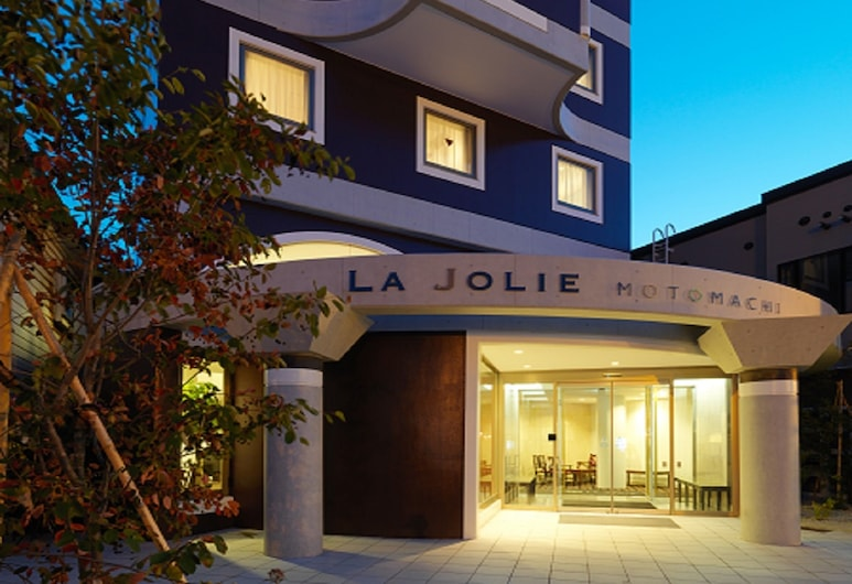 La Jolie MOTOMACHI by WBF Hakodate, Hakodate, Hotellentré