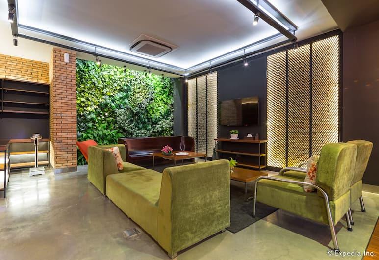 班坦 AHA 精品飯店, 胡志明市, 飯店內酒廊