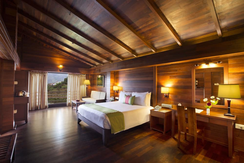 Timber Chalet - Guest Room