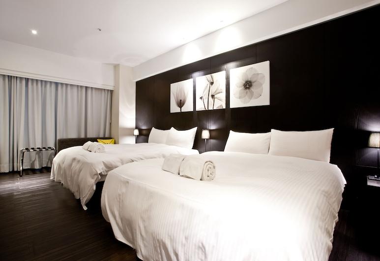尚印旅店, 台北市, 標準四人房, 客房
