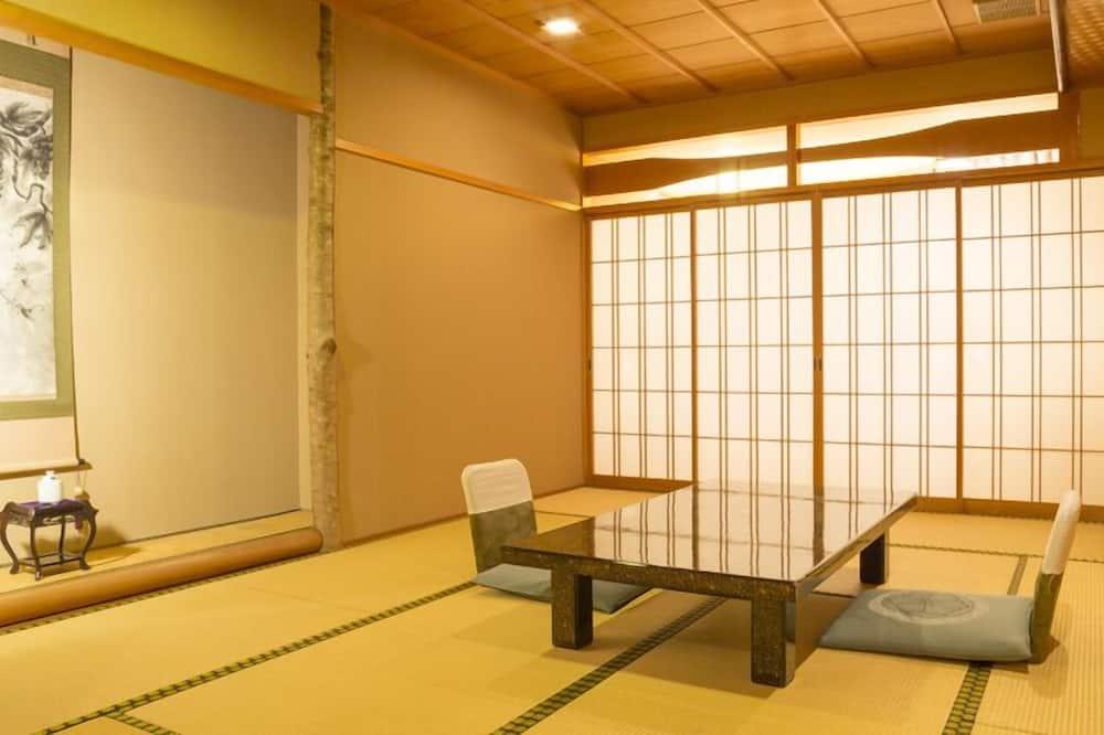 Pokój tradycyjny (Japanese Style Run of House) - Powierzchnia mieszkalna