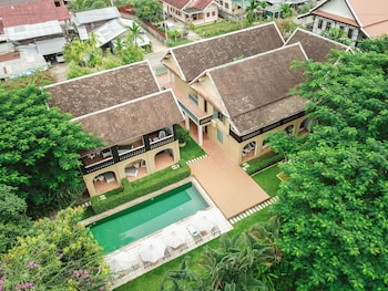 Selline näeb välja The Apsara Rive Droite, Luang Prabang