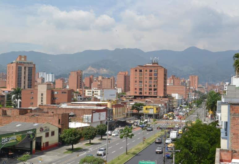 Hotel Prince Plaza, Medellin, Utsikt från hotellet