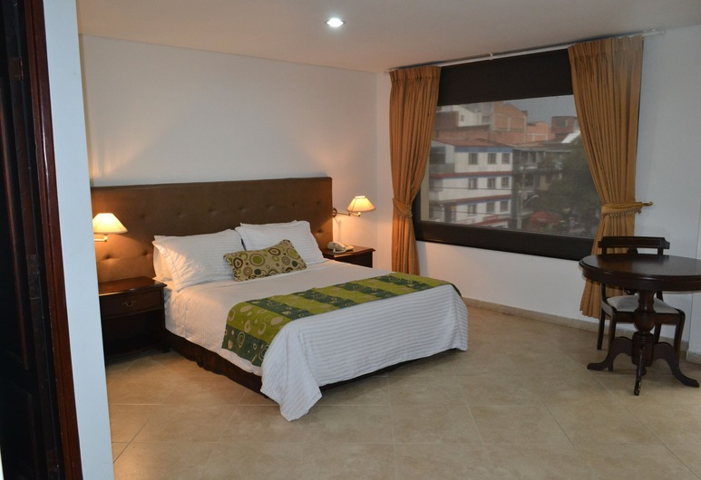 Hotel Prince Plaza, Medellin, Enkelrum, Gästrum