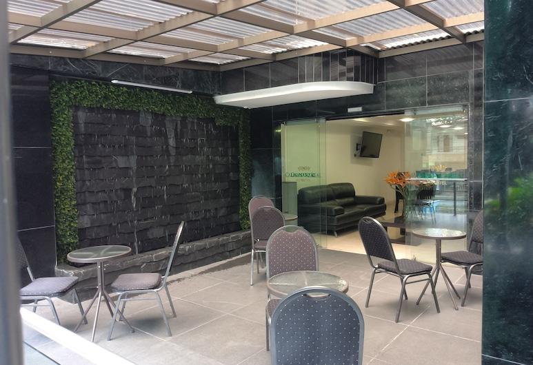 Hotel Calasanz Real, Medellin, Lobby Sitting Area
