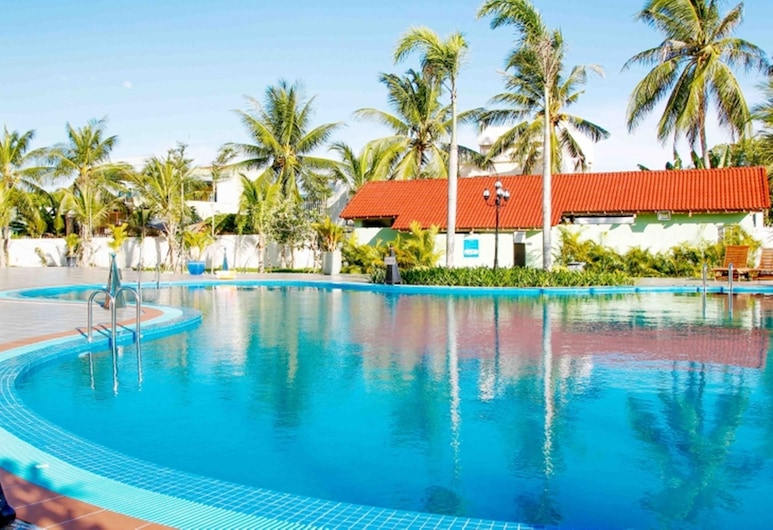 Sai Gon Rach Gia Hotel, Rach Gia, Outdoor Pool