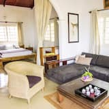 Room, Sea View - Living Area