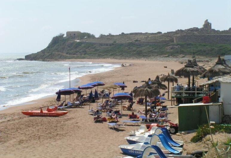 Hotel Miramare, Castelvetrano, Pantai