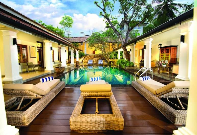 D Pavilion Boutique Hotel, Colombo, Açık Yüzme Havuzu