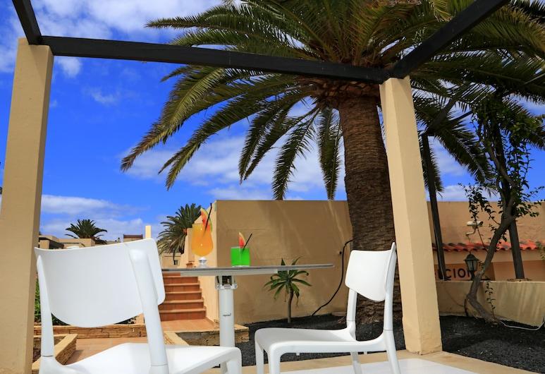 Alisios Playa, La Oliva, Leilighet, 1 soverom (1 Adult), Terrasse/veranda