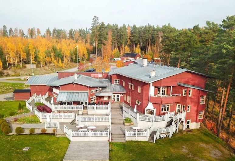 Villa Gladtjärn, Smedjebacken