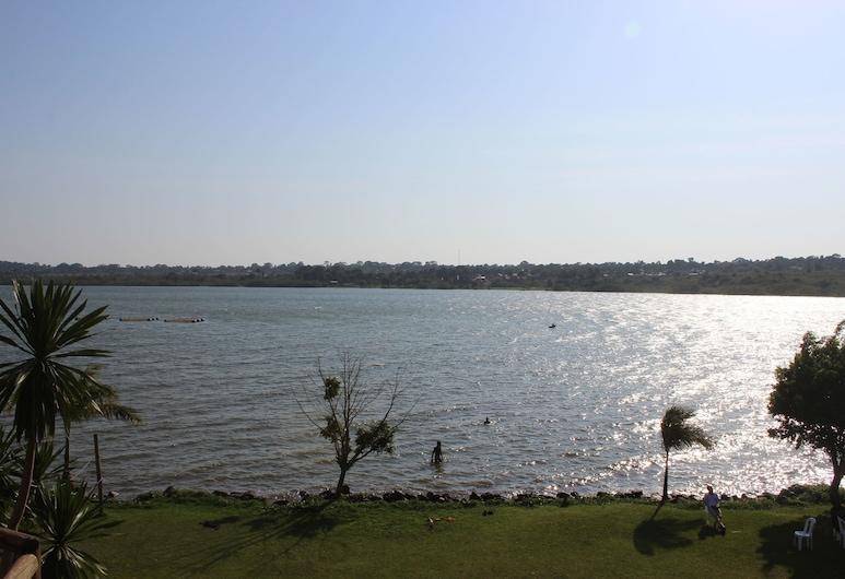 Sky Beach Hotel, Entebbe, Plaža